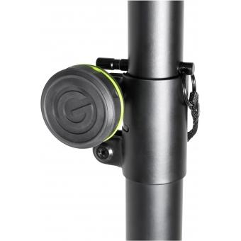 Gravity SSMS SET 1 - Set of 2 Speaker and 2 Microphone Stands in Transport Bag #14