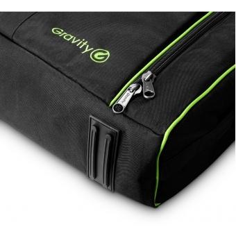 Gravity SSMS SET 1 - Set of 2 Speaker and 2 Microphone Stands in Transport Bag #7