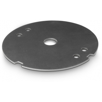Gravity SSP WB SET 1 - Loudspeaker Stand with Base and Cast Iron Weight Plate #6