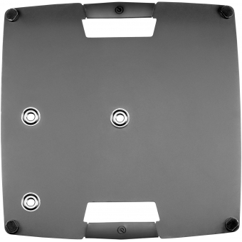 Gravity WB 431 B - Square Steel Base prepared for Off-Centre Weight Attachment