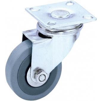 Guitel 3701 - Swivel Castor 50 mm with grey wheel