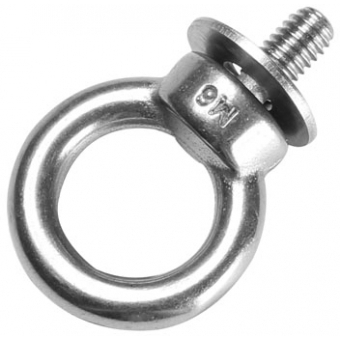 LD Systems 5430 M6 - Ring screw stainless steel M6 x 12 mm incl. washer #2