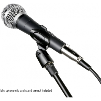 LD Systems D 1006 - Dynamic Vocal Microphone with Switch #7