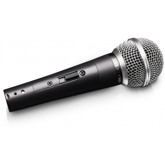 LD Systems D 1006 - Dynamic Vocal Microphone with Switch