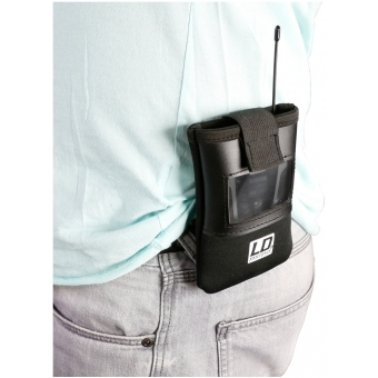LD Systems BP POCKET 2 - Bodypack Transmitter Pouch with Transparent Window #6