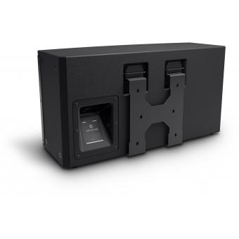 "LD Systems CURV 500 I SUB - 10"" Installation Subwoofer 200 W Black #6"
