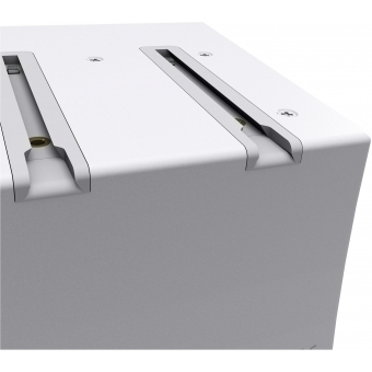 LD Systems CURV 500 S2 W - Two Array Satellites for the CURV 500® Portable Array System, White #4