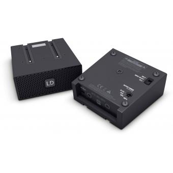 LD Systems CURV 500 SLAT - Curv 500® 70 / 100 Volt SmartLink® Adapter Black #2