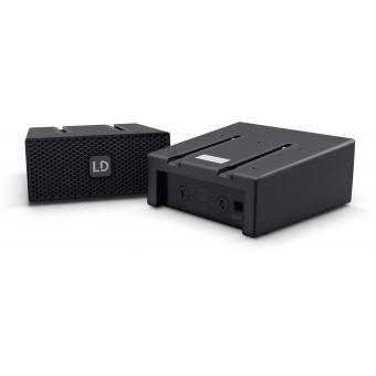 LD Systems CURV 500 SLAT - Curv 500® 70 / 100 Volt SmartLink® Adapter Black