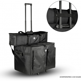 LD Systems CURV 500 SUB PC - Transport trolley for CURV 500® subwoofer #11