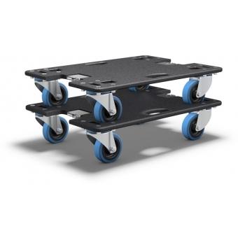 LD Systems CURV 500 TS CB - Castor board for LDCURV500TS subwoofer #5