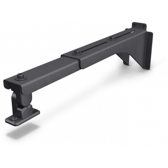 LD Systems CURV 500 WMBL - Curv 500® Tilt & Swivel Wall Mount Bracket for up to 6 Satellites Black