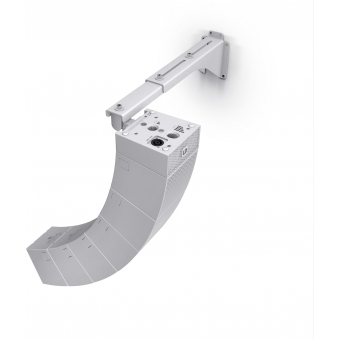 LD Systems CURV 500 WMBL W - Curv 500® Tilt & Swivel Wall Mount Bracket for up to 6 Satellites White #5