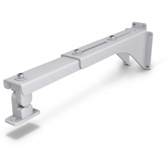 LD Systems CURV 500 WMBL W - Curv 500® Tilt & Swivel Wall Mount Bracket for up to 6 Satellites White