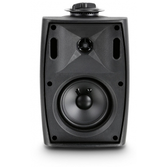 """LD Systems Contractor CWMS 42 B 100 V - 4"""" 2-way wall mount speaker 100 V black (pair) #2"""