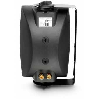"""LD Systems Contractor CWMS 42 B 100 V - 4"""" 2-way wall mount speaker 100 V black (pair) #5"""