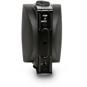 """LD Systems Contractor CWMS 42 B 100 V - 4"""" 2-way wall mount speaker 100 V black (pair) #7"""