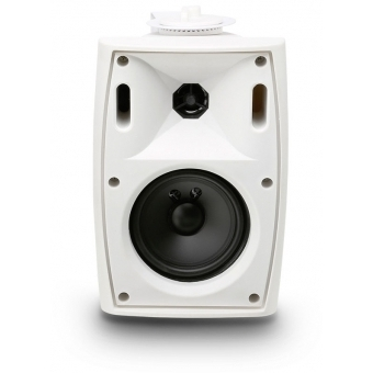 """LD Systems Contractor CWMS 42 W 100 V - 4"""" 2-way Wall Mount Speaker 100 V white (pair) #2"""
