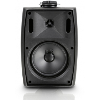 """LD Systems Contractor CWMS 52 B - 5.25"""" 2-way Wall Mount Speaker black (pair) #2"""