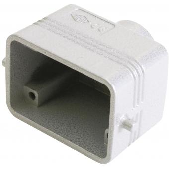 ILME Socket Casing for 6-pin, PG13,5, straight