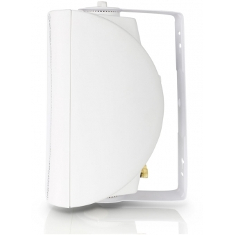 "LD Systems Contractor CWMS 52 W 100 V - 5.25"" 2-way Wall Mount Speaker 100 V white (pair) #3"