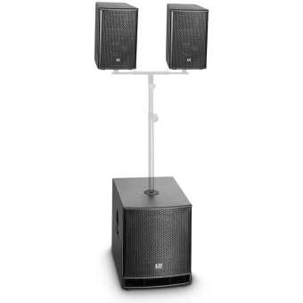 "LD Systems DAVE 12 G3 - Compact 12"" active PA System #2"