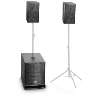 "LD Systems DAVE 12 G3 - Compact 12"" active PA System #11"