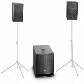 "LD Systems DAVE 12 G3 - Compact 12"" active PA System #12"