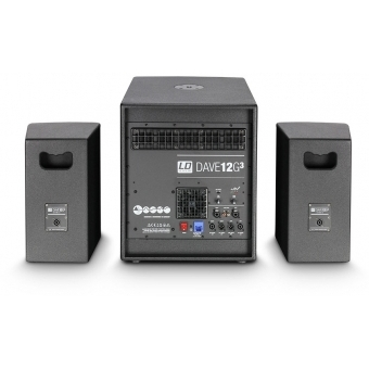 "LD Systems DAVE 12 G3 - Compact 12"" active PA System #4"