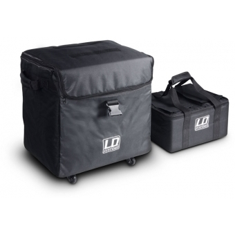 LD Systems DAVE 8 SET 1 - Transport bags with wheels for DAVE 8 systems #2