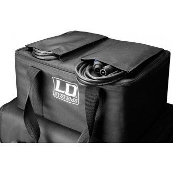 LD Systems DAVE 8 SET 1 - Transport bags with wheels for DAVE 8 systems #5
