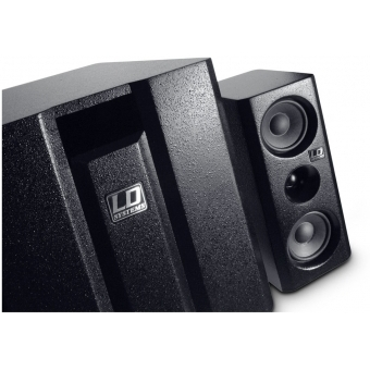 LD Systems DAVE 8 XS - Compact active PA system #7