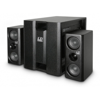 LD Systems DAVE 8 XS - Compact active PA system