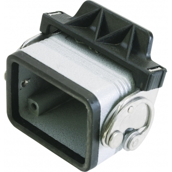 ILME Coupling Casing for 6-pin, PG 16, straight