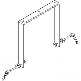 LD Systems DDQ 10 SB - Swing Bracket for LDDDQ10 #3