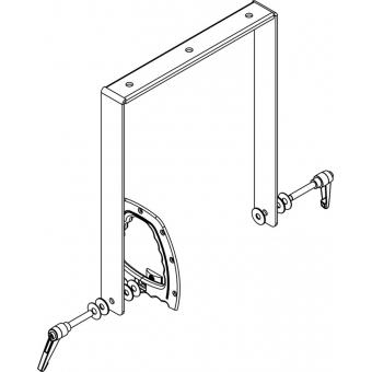 LD Systems DDQ 12 SB - Swing Bracket for LDDDQ12 #3
