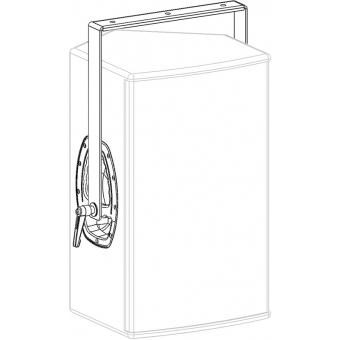 LD Systems DDQ 12 SB - Swing Bracket for LDDDQ12 #4