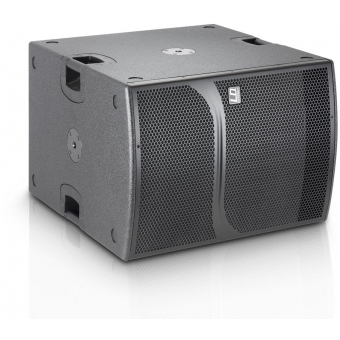 "LD Systems DDQ SUB 18 - 18"" active PA Subwoofer with DSP #3"