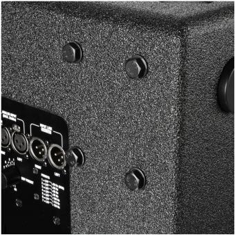 """LD Systems DDQ SUB 212 - 2 x 12"""" active PA Subwoofer with DSP #7"""