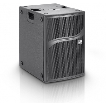 """LD Systems DDQ SUB 212 - 2 x 12"""" active PA Subwoofer with DSP"""