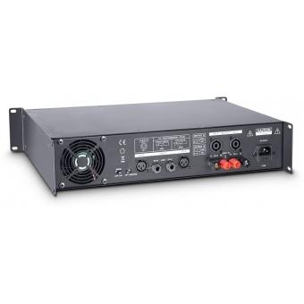 LD Systems DJ 300 - PA Power Amplifier 2 x 150 W 4 Ohm #2
