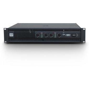 LD Systems DEEP2 4950 - PA Power Amplifier 4 x 810 W 4 Ohms