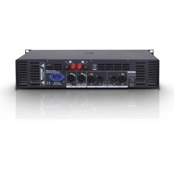 LD Systems DEEP2 600 - PA Power Amplifier 2 x 300 W 2 Ohms #3