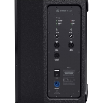 "LD Systems STINGER 10 A G3 - Active 10"" 2-way bass-reflex PA speaker #7"