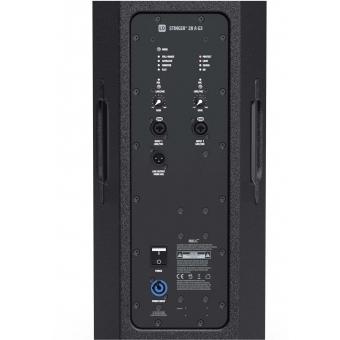 "LD Systems STINGER 28 A G3 - Active 2 x 8"" 2-way bass-reflex PA speaker #6"