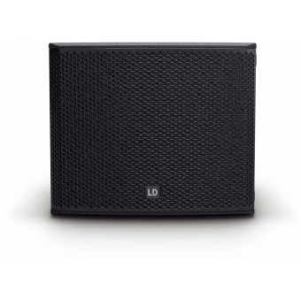 """LD Systems STINGER SUB 15 A G3 - Active 15"""" bass-reflex PA subwoofer #3"""
