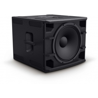 """LD Systems STINGER SUB 15 A G3 - Active 15"""" bass-reflex PA subwoofer #8"""