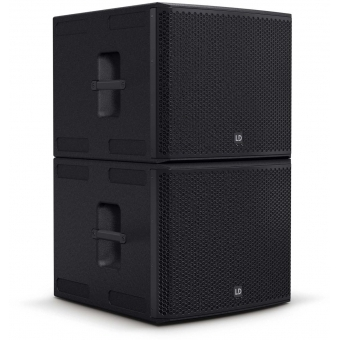 """LD Systems STINGER SUB 15 A G3 - Active 15"""" bass-reflex PA subwoofer #10"""