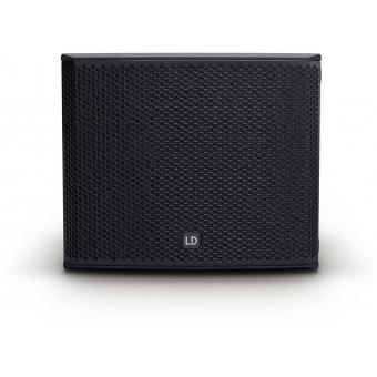 """LD Systems STINGER SUB 15 G3 - Passive 15"""" Bass Reflex PA Speaker #3"""