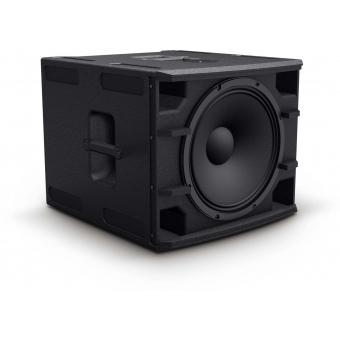 """LD Systems STINGER SUB 15 G3 - Passive 15"""" Bass Reflex PA Speaker #8"""